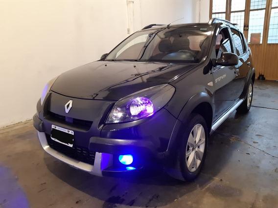 Renault Sandero Stepway 1.6 Privileg Nav Gnc
