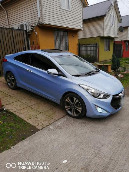 Hyundai Hyundai Elantra Gls Deportivo