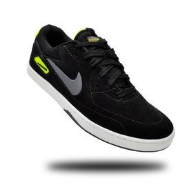 57fb23e7518 Tenis Nike Preto Com Verde Limao - Tênis no Mercado Livre Brasil