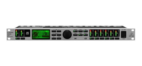 Crossover Behringer Dcx 2496le Digital