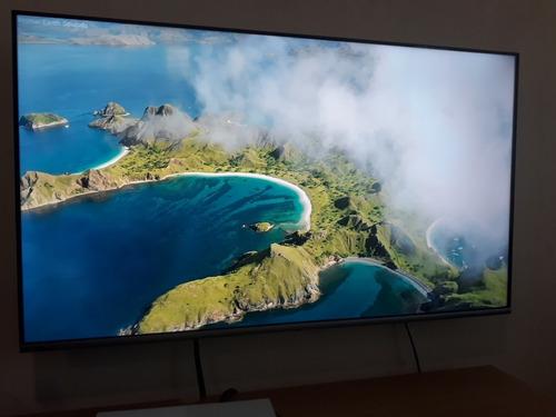 Imagem 1 de 4 de Tv 50   Smart Tv 4k Qled