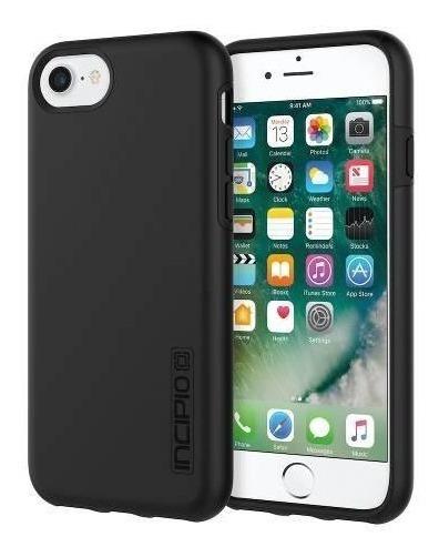 Funda iPhone 6 6s 7 Incipio Dualpro Negra