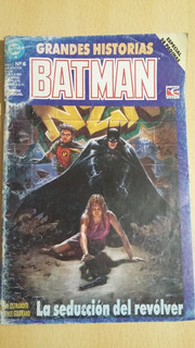 Grandes Historias De Batman N°6 Perfil Argentina 1992