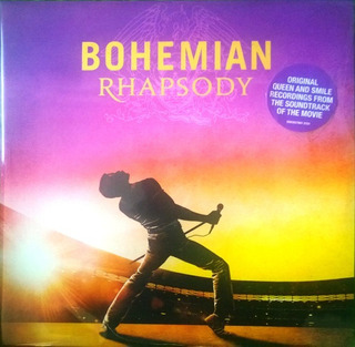 Vinilo Queen Bohemian Rhapsody Ost 2 Lp Nuevo Sellado