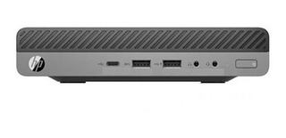 Hp 600 G3 Core I5 7500t, Ram 8gb Ddr4, 6 Meses Garantia