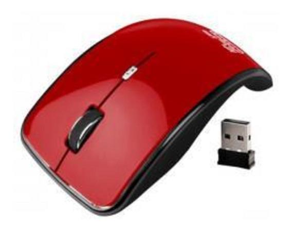 Mouse Sem Fio Wireless Kmo-375rd Klip Xtreme +promoção + Nf