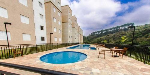 Apartamento Em Jardim Petrópolis, Cotia/sp De 45m² 2 Quartos À Venda Por R$ 158.000,00 - Ap765392
