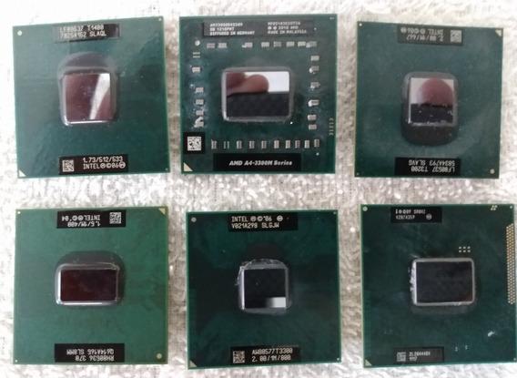 Lote 10 Processador Notebook