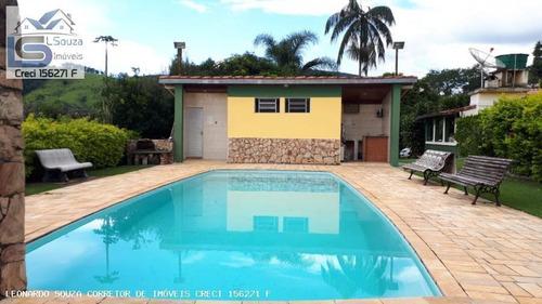 Imagem 1 de 15 de Chácara Para Venda Em Socorro, Zona Rural, 2 Dormitórios, 1 Suíte, 2 Banheiros, 2 Vagas - 808_2-870349
