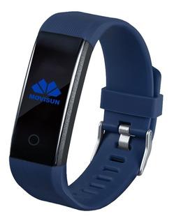 Movisun Sw-1 Smartband-pulsera Inteligente