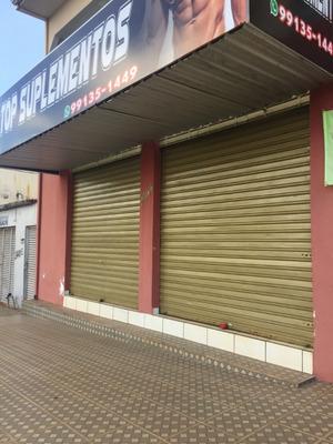 Sala Comercial Ampla E Arejada, Em Avenida Super Movimentada