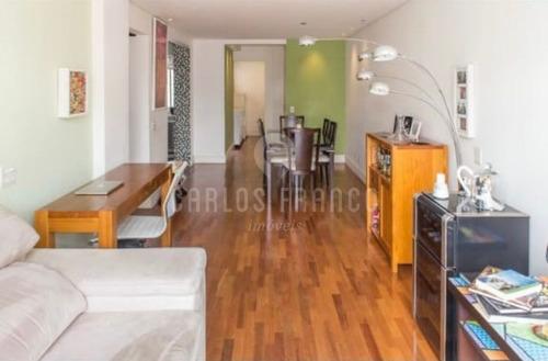 Imagem 1 de 12 de 1 Dormitório - 1 Vaga - Pinheiros - Cf67485