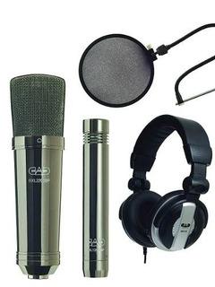 Cad Audio Gxl2200bpsp Micrófono Condensador, Cardioide