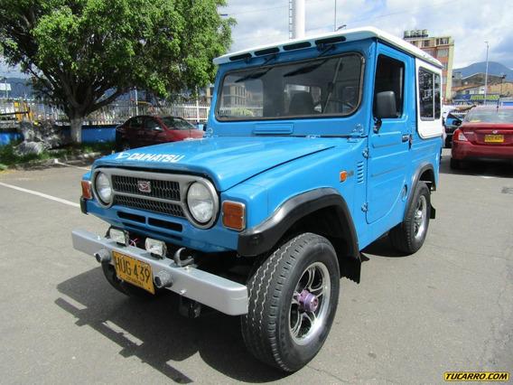 Daihatsu F20 Campero 4×4