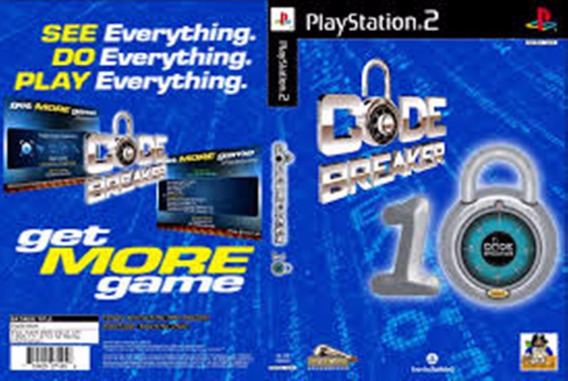 Codebreaker Para Play Station 2