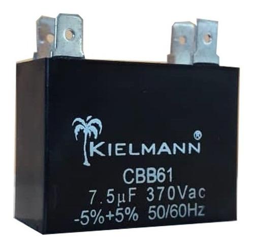 Capacitadores De Marcha Kielmann 7.5mfd/370vac
