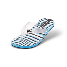 Chinelo Kenner Summer Glass Twist Infantil