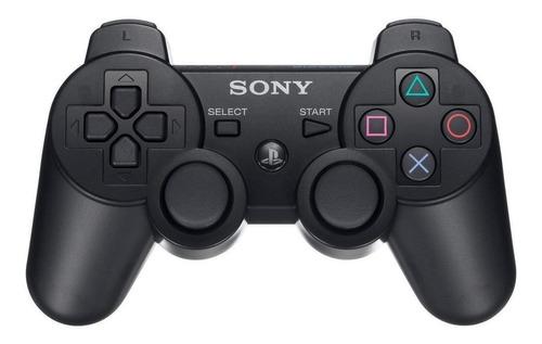 Imagen 1 de 3 de Joystick inalámbrico Sony PlayStation Dualshock 3 negro