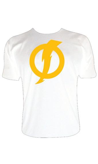 Camiseta Super-choque Herói