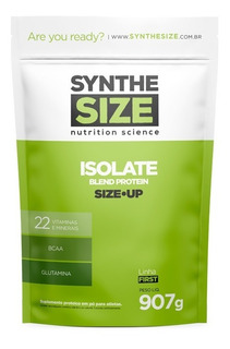 Whey Isolate Blend Protein 907g Synthesize