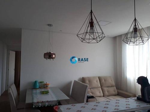 Apartamento À Venda, 42 M² Por R$ 261.000,00 - Campo Limpo - São Paulo/sp - Ap11306