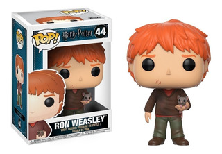 Funko Pop! Ron Weasley 44 - Harry Potter Coleccionable