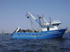 Embarcación Pesquera De Menor Escala De Acero