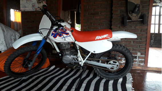 Honda Xr 100 Japon Tomo Permuta X Auto Mayor Valor