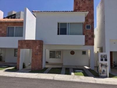 Casa Amueblada En Dos Lunas Se Renta Juriquilla Santa Fe