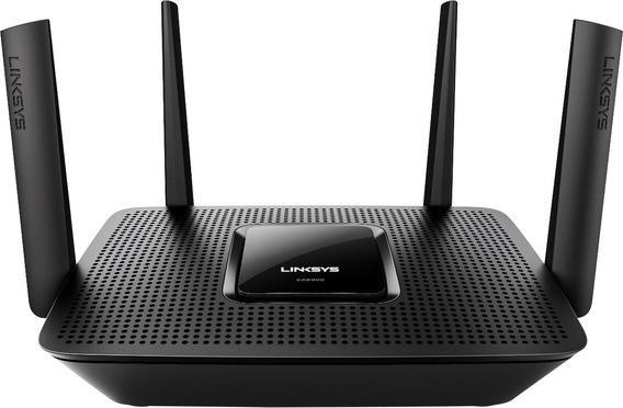 Router Linksys Ea8300 Tri Band Wifi Ac2200 Mu-mino