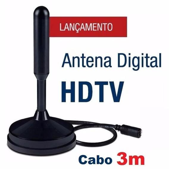 Antena Tv Conversor Digital Hdtv Interna Preço Tempo Limitad