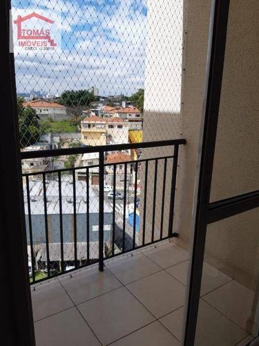 Imagem 1 de 17 de Apartamento Com 2 Dormitórios À Venda, 51 M² Por R$ 375.000,00 - Freguesia Do Ó - São Paulo/sp - Ap1786