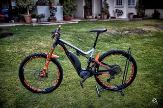 Bicicleta Electica De Montaña Commencal Enduro