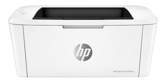 Impresora Laser Monocromatica Hp M15w 19ppm Usb Wifi Nueva