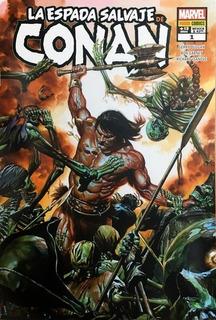 La Espada Salvaje De Conan 01 - Panini Argentina