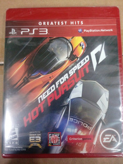 Need For Speed Hot Pursuit.-ps3