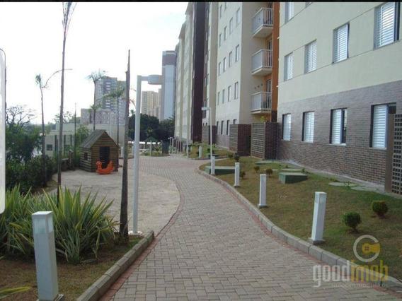 Apartamento Com 2 Dormitórios Para Alugar, 59 M² Por R$ 1.200/mês - Jardim Piratininga - Sorocaba/sp - Ap0030
