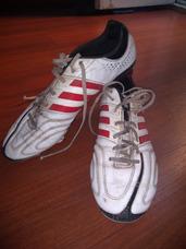 b5f33aae1 Botines Adidas 11 Pro Blancos - Deportes y Fitness en Mercado Libre ...