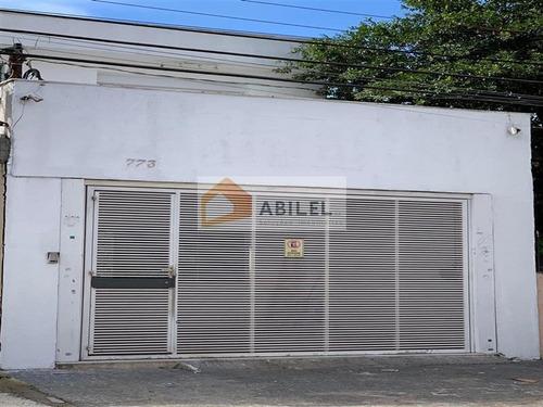 Imagem 1 de 11 de Sobrado Comercial - 5607