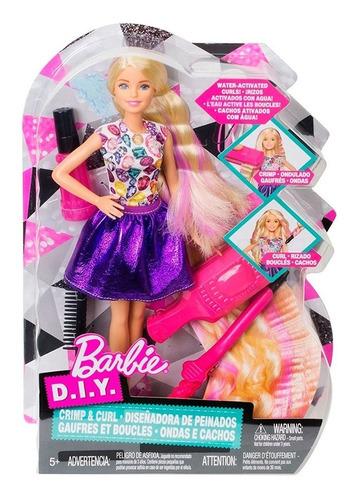 Barbie Diseñadora De Peinados