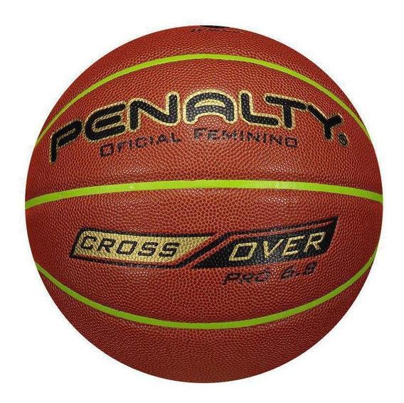Bola De Basquete Feminino Profissional Penalty 6.8 Ix