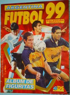 Figuritas Futbol 99 Lote De 68 Figus Sin Pegar