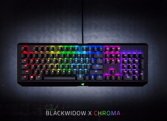 Blackwidow X Chroma - Pouco Usado