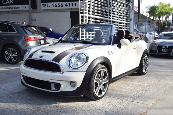 Mini Cooper S Chili 2012 Convertible