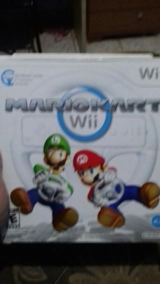 Mario Kart Wii Bundle Wii Whell