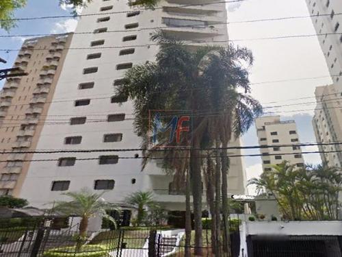 Imagem 1 de 9 de Ref 3792: Lindo Apartamento Reformado, 1 Por Andar Com 200 M², Hall Privativo 4 Dormitórios (sendo 2 Suítes), 3 Vagas, No Bairro Aclimação. - 3792