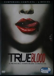 Dvd True Blood 1ªtemporada 100% Original