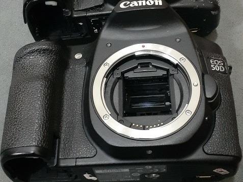 Camera Canon 50d
