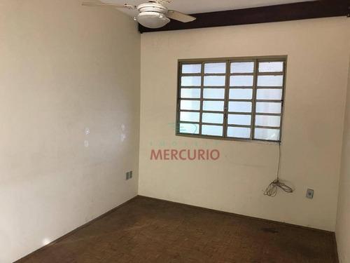 Imagem 1 de 18 de Casa À Venda, 154 M² Por R$ 280.000,00 - Centro - Bauru/sp - Ca3496