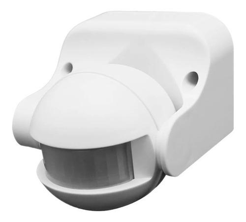 Imagen 1 de 6 de Sensor Detector De Movimiento Exterior De 180º Hasta 1200w